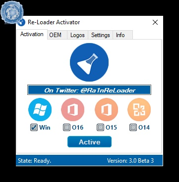 Re-Loader 3.0 Beta 3 (Windows & Office Activator) crack