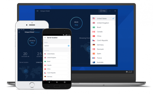 Hotspot Shield latest crack