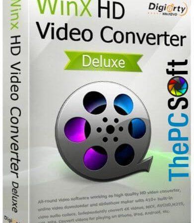 WinX HD Video Converter crack free