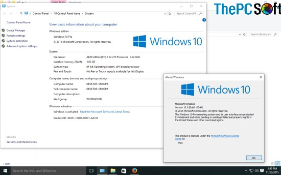 Windows 10 Permanent Activator free crack