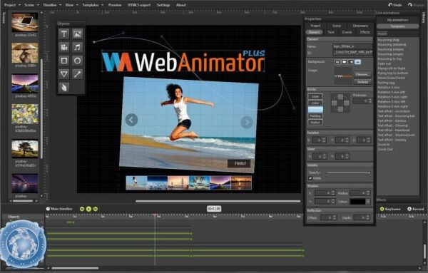 webanimator plus free download