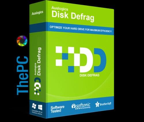 Auslogics Disk Defrag Pro 2019 crack