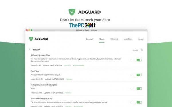 AdGuard 2020 crack free