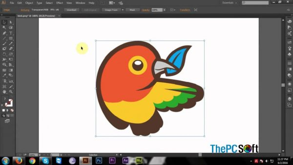 Adobe Illustrator CC 2022