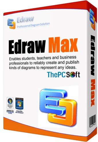 Edraw Max 9.2 Pro crack