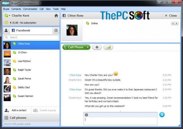 Skype latest free
