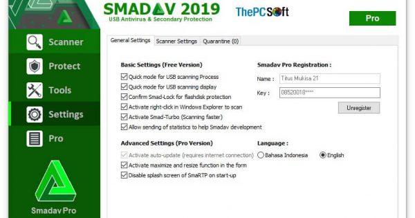 Smadav Pro Crack 2019