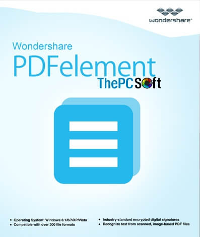 Wondershare PDFelement free