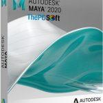 Autodesk Maya 2020 crack free