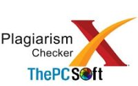 Plagiarism Checker X free