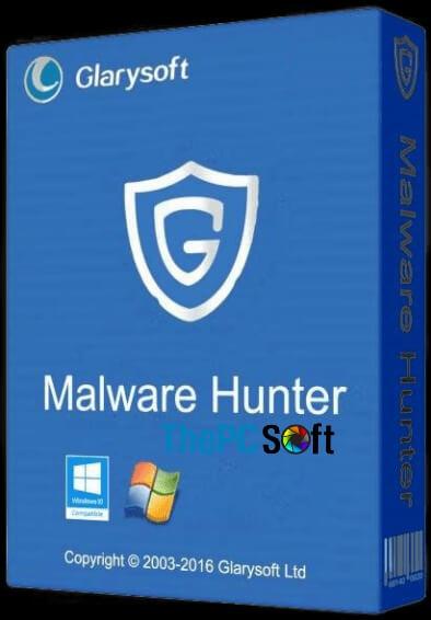 GlarySoft Malware Hunter Pro crack 2020