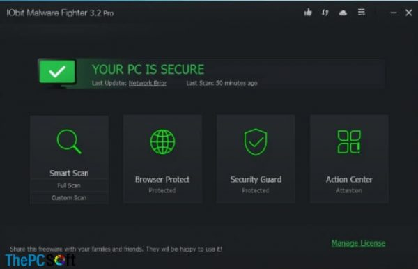 IObit Uninstaller Pro free pc