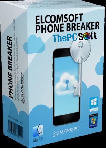 elcomsoft phone breaker crack free