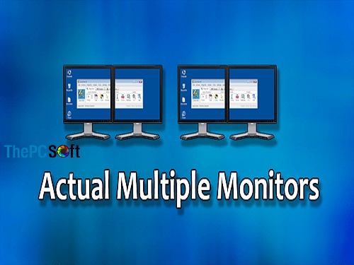 Actual Multiple Monitors crack