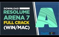 resolume crack download