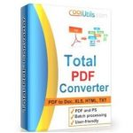 Coolutils Total PDF Converter 2020 crack