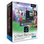 CyberLink Screen Recorder Deluxe 2020 crack