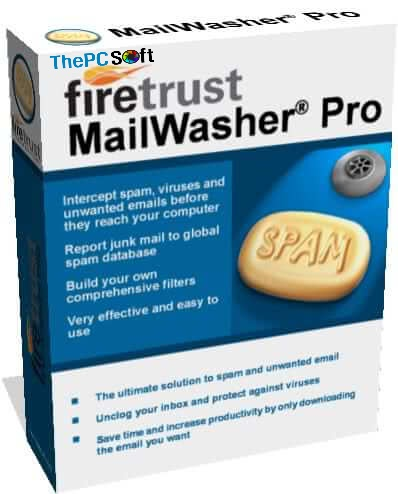 Firetrust MailWasher Pro crack latest