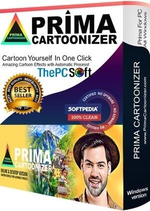 Prima Cartoonizer 2020 crack