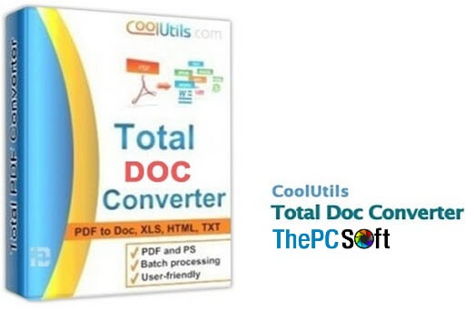 Coolutils Total Doc Converter 2020 crack