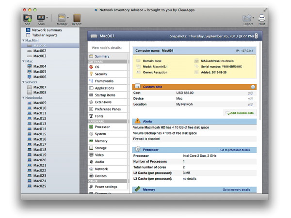 PDQ Inventory Enterprise 2021 free download