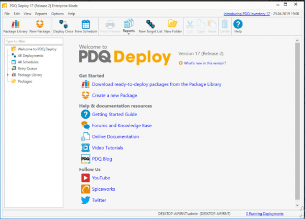 PDQ Inventory Enterprise 2021 free download