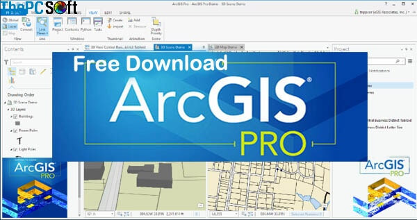 ArcGIS Pro Crack with keygen