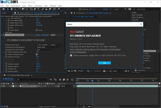 Red Giant VFX Suite 2021 crack