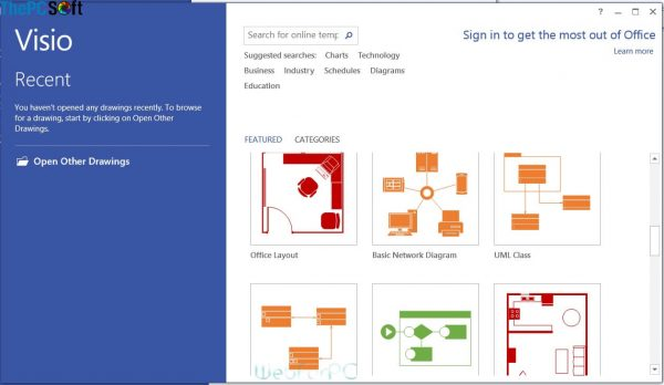 Microsoft Visio Professional latest version